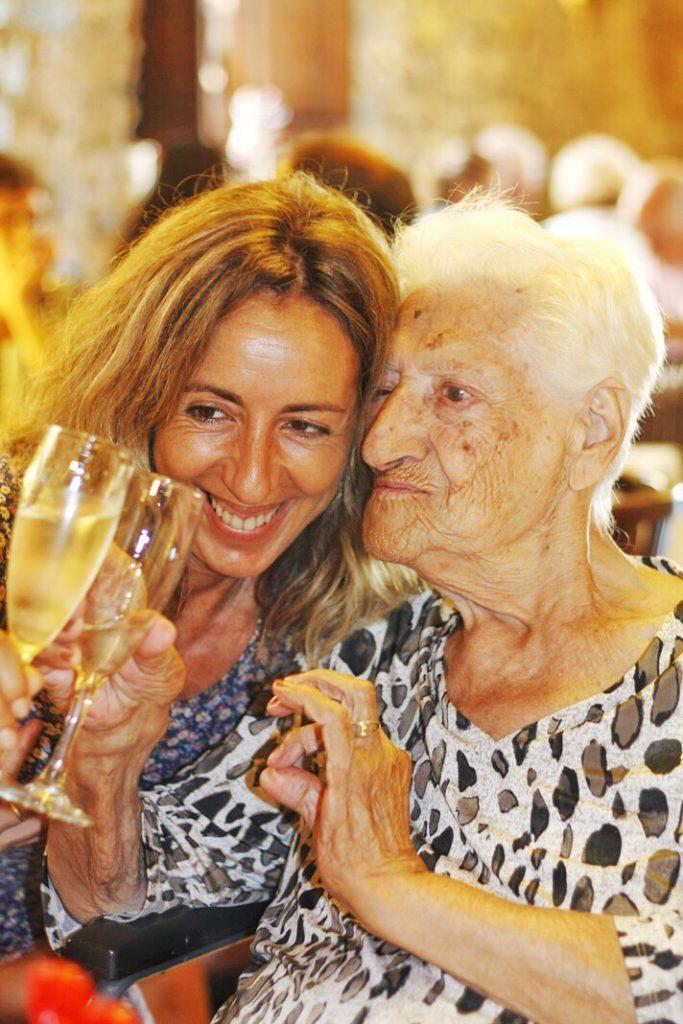 los abuelos nunca mueren