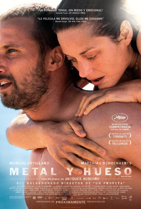 Serie Cine | Metal y hueso